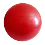 Red Stability Ball Image